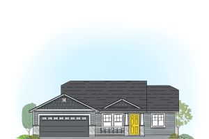 McCall 1340 Floor Plan Image