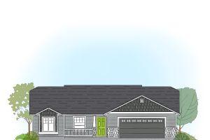 Teton 1591 Floor Plan Image