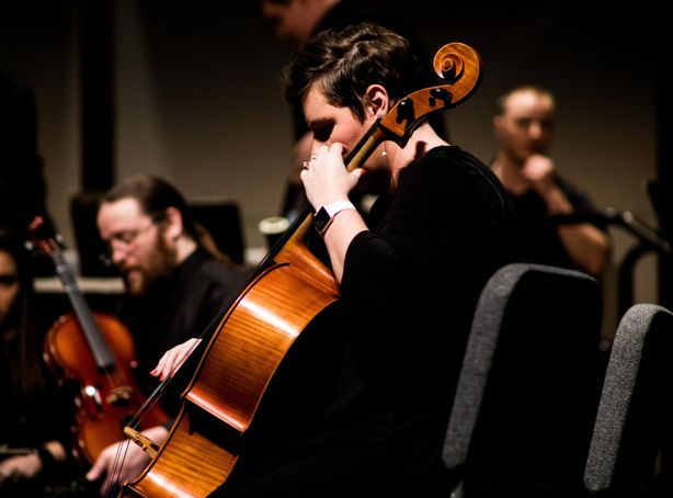 The Meridian Symphony Orchestra provides the surrounding area with amazing music and one-of-a-kind performances.