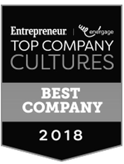 Top Company Cultures