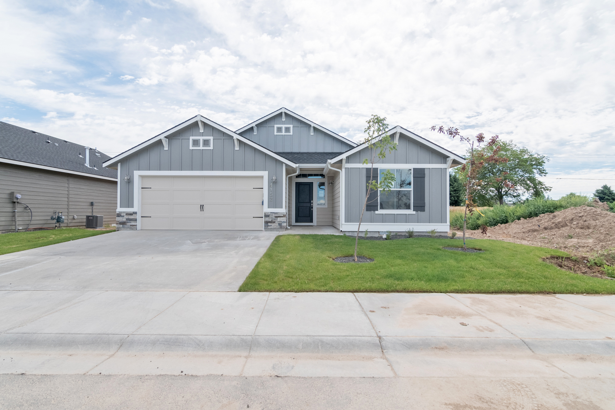 New Home Builders Idaho Falls
